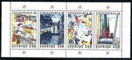 Suecia Nº 1316/19 En Nuevo - Suecia