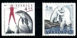 Suecia Nº 1649/50 En Nuevo - Suecia