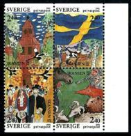 Suecia Nº 1645/48 En Nuevo - Suecia