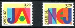 Suecia Nº 1834/35 En Nuevo - Suecia