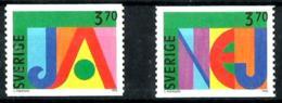 Suecia Nº 1849/50 En Nuevo - Suecia