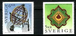Suecia Nº 1892/93 En Nuevo - Suecia