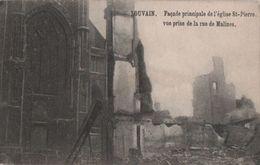 Belgien - Louvain-la-Neuve - Facade Principale - Ca. 1915 - Belgique