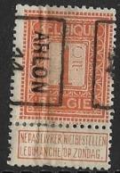 Arlon 1914 Nr. 2263B - Precancels