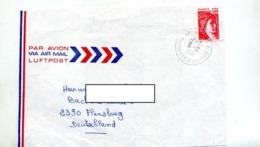 Devant De Lettre Cachet ? Annexe A Charente Maritime - Marcophilie (Lettres)