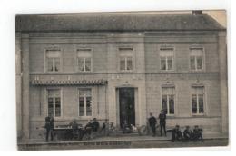 Lanklaar  Lanklaer. Hôtel De La Poste. Renier Breuls-Kraewinkels 1910 - Dilsen-Stokkem