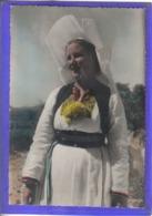 Carte Postale Yougoslavie  Dubrovnika  Jeune Fille En Costume Narodna Nosnja   Très Beau Plan - Yougoslavie