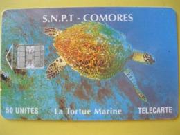 Télécartes Des Comores - Comore