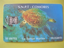 Télécartes Des Comores - Komoren