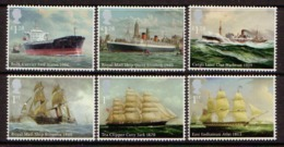 2013Great Britain3513-3518Ships With Sails14,00 € - Schiffe