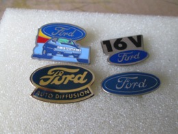 PIN'S   Lot 4 FORD - Ford