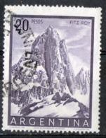 Argentina 1955 - Monte Fitz Roy Mount - Argentina