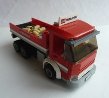 FIGURINE LEGO CITY 4645 CAMION BENNE - Figurines