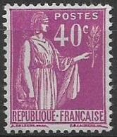 N°281 Neuf ** 1932-33 - Frankreich