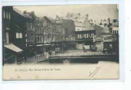 Huy Rue Mounie Et Pont Des Veaux - Huy