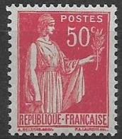 N°283 Neuf ** 1932-33 - Frankreich