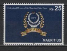 Mauritius (2017) - Set -  /  Polizei - Police - Policia - Police - Gendarmerie