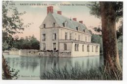 Saint-Cy-en-Val (Loiret) Château De Cormes - Autres Communes