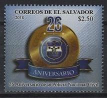Salvador (2018) - Set -  /  Polizei - Police - Policia - Police - Gendarmerie