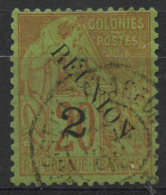 Reunion (1891) N 31 III (o) - Réunion (1852-1975)