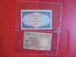 PAKISTAN LOT DE 2 BILLETS (B.7) - Munten & Bankbiljetten