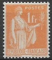 N°286 Neuf ** 1932-33 - Frankreich