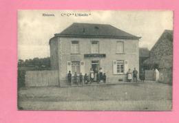 C.P. Rhisnes = Cie Cle  L' ABEILLE - La Bruyere