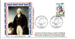 REVOLUTION FRANCAISE KELLERMANN à STRASBOURG - Révolution Française