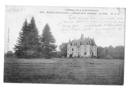 Basse-Goulaine (Loire-Atlantique)  Château De La Herderie - Francia