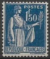 N°288 Neuf ** 1932-33 - Frankreich