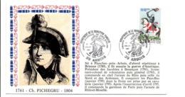 REVOLUTION FRANCAISE PICHEGRU à ARBOIS JURA - Révolution Française