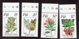 FIDJI - FIJI - 1984 - FLEURS - FLOWERS - - Fidji (1970-...)