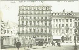 Oostende. Ostende. L'Hôtel Impérial Et Hôtel De La Digue - Oostende