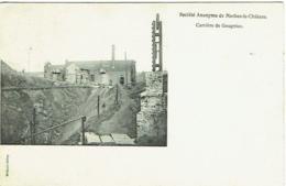 Gougnies. Société Anonyme De Merbes-le-château. Carrière De Gougnies. - Gerpinnes