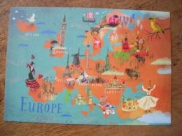 Europe - Carte Geografiche