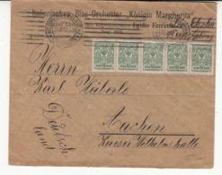 E Lettre De Russie  1912 - 1917-1923 Repubblica & Repubblica Soviética