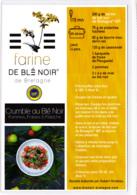 CP, Crumble Au Blé Noir, Pomme, Fraise, Pistache, Bretagne, Recette De Cuisine Bretonne - Recettes (cuisine)
