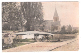 Châtenay-Malabry  (92 - Hauts De Seine ) Le Lavoir Et L'abreuvoir - Chatenay Malabry