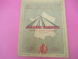 Protège-Cahier/Ancienne Mutuelle/ROUEN Place De La Cathédrale /Cahier De Dessin /Marvin / /Vers 1940-1950  CAH222 - Bank & Insurance