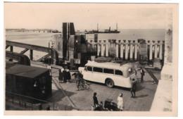 Carte Postale Ancienne ILE DE RE Sablanceaux - Le Ponton - Ile De Ré
