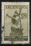 Argentina 1954 - Rivoluzione Della Liberazione Liberation Revolution - Argentina