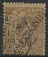 Nouvelle Caledonie (1892) N 30 (o) - Nueva Caledonia