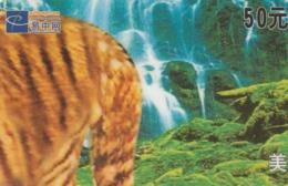 CHINA. FAUNA. PUZZLE. TIGRE - TIGER. EZW-3-6(6-3). (042). - Puzzles