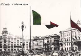 Trieste  - 5 Ottobre 1954 - H5606 - Trieste