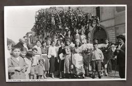 Fotocartolina Dopo Lavoro Rovato - Festa Dell'uva - 1931 - Non Classificati