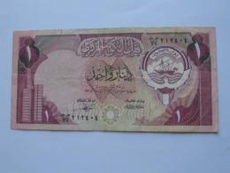 Koweit - 1 One Dinar 1980-1991 -  Central Bank Of Kuwait  ***** EN ACHAT IMMEDIAT ***** - Koweït
