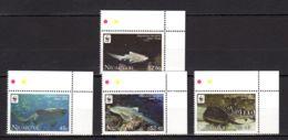 Niuafo'ou 2012 Marine Life MNH Mi.441-44  -(M-20) - Meereswelt