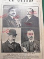 1913 LES ALBANAIS DEMANDENT UN ROI - DUC DE MONTPENSIER - ALBERT DE WURTEMBERG - PRINCE GHIKA - AHMED FUAD PACHA - Livres, BD, Revues