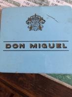 Boîte De Cigare Don Miguel ( Boite En Fer) - Boites à Tabac Vides
