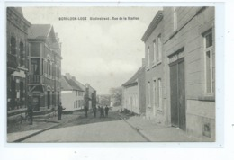 Borgloon Looz   Statiestraat - Borgloon
